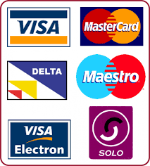 visa master card sign